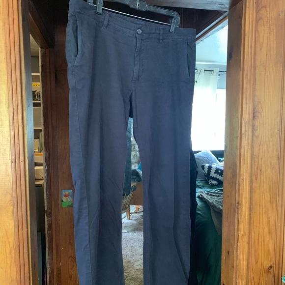 hawker rye Other - Hawker Rye navy slim fit pants 36x32